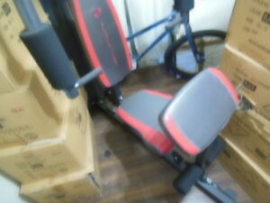 Home Gym Equipment as New @ Super low Price for Quick Sale