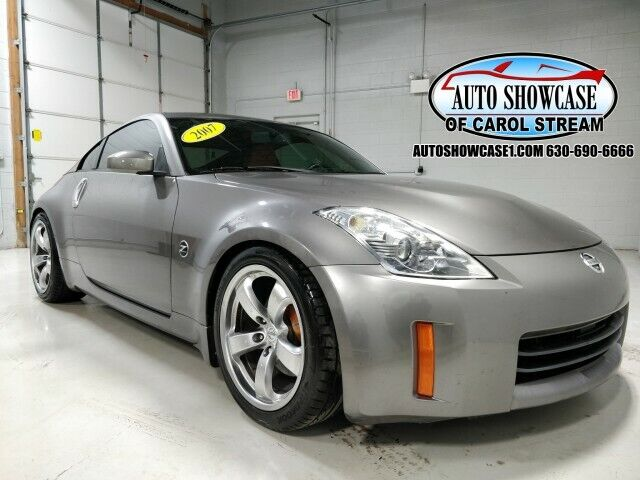 2007 Nissan 350Z Grand Touring Carbon Silver Metallic AVAILABLE NOW!!