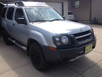 FOR PARTS OR??? 2003 NISSAN XTERRA $2300 OBO