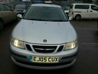 SAAB 9-3 VECTOR 1.9TID REG LEATHER ALLOYS SERVICE HISTORY CAMBELT DONE