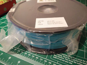 Filament imprimante 3D printer, PLA, 3mm, 1Kg