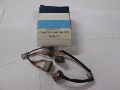 Ford 600 800 Starter Brush Kit 309569 For 12 Volt Starter