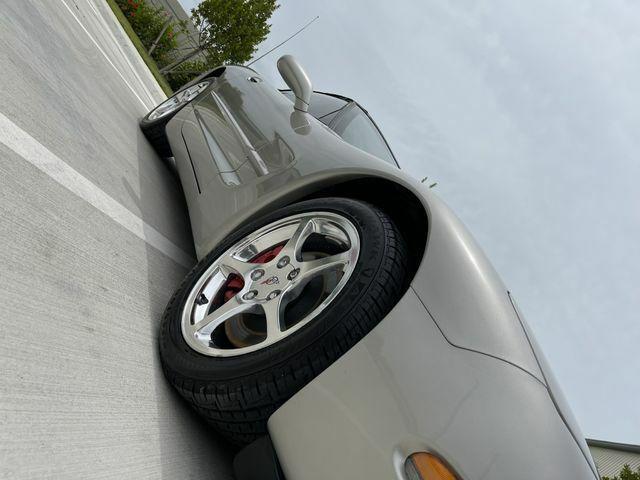 2002 PEWTER MATALIC Chevrolet Corvette Convertible    C5 Corvette Photo 5