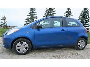 2007 Toyota Yaris CE Hatchback-Ready for Winter! Michelin X Ice
