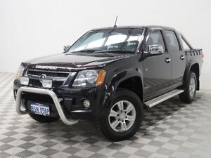 2009 Holden Colorado RC MY09 LT-R (4x4) Black 4 Speed Automatic Crewcab Hillman Rockingham Area Preview