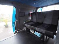 VW Caddy (maxi) Campervan 1.9tdi (professionally converted)