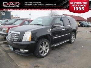 2007 Cadillac Escalade NAVIGATION/LEATHER/SUNROOF/DVD/REAR VIEW