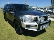 2015 Toyota Hilux Grey Sports Automatic Utility Pakenham Cardinia Area Preview
