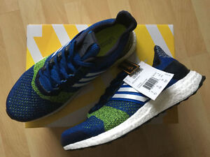 Mens Adidas Ultra Boost ST Running Shoes US 8.5