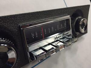 FORD XW XY GT GS FALCON FAIRMONT SUPERFRINGE DUMMY RADIO HO 351