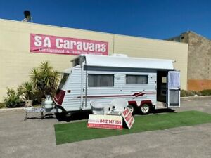 2000 ROMA POP TOP WITH SHOWER & TOILET Klemzig Port Adelaide Area Preview