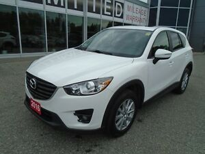 2016 Mazda CX-5 **SUNROOF & BLIND SPOT MONITORING!!** GS AWD