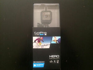 GoPro HERO SESSION Waterproof HD Sports & Helmet Camera Sealed