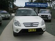 2005 Honda CR-V 2005 Upgrade (4x4) Sport White 5 Speed Automatic Wagon Tuncurry Great Lakes Area Preview