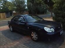2002 Hyundai Sonata Sedan Ainslie North Canberra Preview