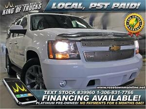 2014 Chevrolet Suburban 1500 LT Local   Leather   PST Paid