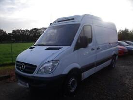 MERCEDES SPRINTER 313 CDI MWB - FRIDGE White Manual Diesel, 2012