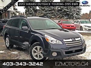 2013 Subaru Outback 2.5i Touring|PZEV