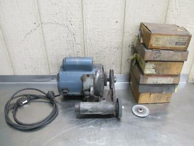 Dumore Lathe Tool Post Grinder 1 Hp 115v