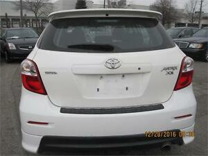 2010 TOYOTA MATRIX   NAVIGATION  WHITE ON BLK( MINT MINT)