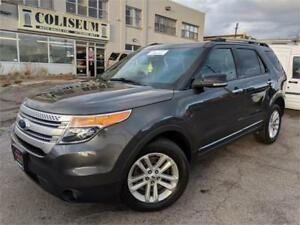 2015 Ford Explorer XLT 4X4-NAVIAGTION-CAMERA-LEATHER-PANOROOF