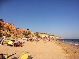 Flat for rent in Olhos D'Água (Albufeira) Algarve near the beach