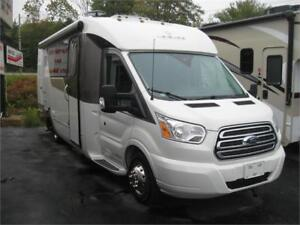 2018 Diesel Murphy Bed Leisure Van.  $500.50 Bi Weekly