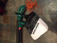 Black and Decker GW250 Leaf blower