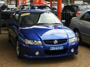 2005 Holden Commodore VZ SV6 Blue 5 Speed Sports Automatic Sedan Colyton Penrith Area Preview