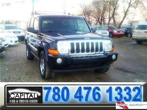 2010 Jeep Commander Sport 4dr 4x4