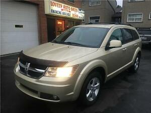 2010 Dodge Journey SXT 7 PASSANGERS