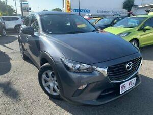 2015 Mazda CX-3 DK2W7A Neo SKYACTIV-Drive Grey 6 Speed Sports Automatic Wagon Springwood Logan Area Preview