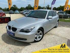 image for 2010 BMW 5 Series 520D SE BUSINESS EDITION 4dr AUTO Saloon Diesel Automatic