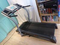 nordic c2000 treadmill---- excellent condition---high spec