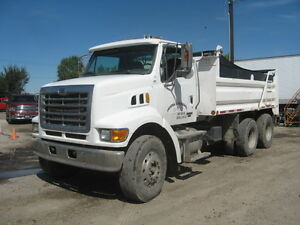 2007 Sterling Automatic Dump Truck