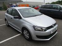 2010 VOLKSWAGEN POLO S A/C HATCHBACK PETROL