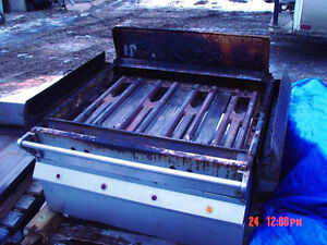 USED Commercial Grills for sale