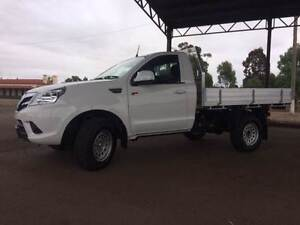 New - 2015 Foton Tunland Ute Single Cab 4x4 Cummins Hamilton Southern Grampians Preview