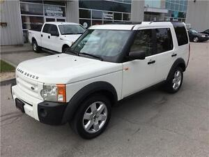 2007 Land Rover LR3*NAVI*7PASS*NO ACCIDENTS*LIKE NEW*3 SUN ROOFS