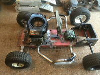 Racing lawnmower for sale