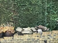 Large Garden Stones / Rocks