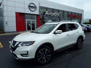 2018 Nissan Rogue SL DEMO MODEL