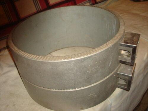 "Metal Band Drum pipe or tank Heater 5000 Watt 230V 1 ph 13-1/2 "" ID"