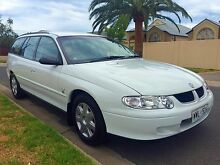 2002 Holden Commodore VX II Acclaim White 4 Speed Automatic Wagon North Brighton Holdfast Bay Preview