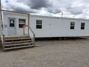 45x12 Trailer - Portable Office Trailer/ Office Space, Etc.