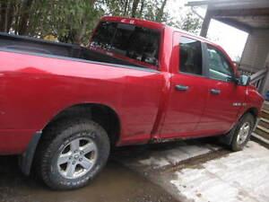 2009 Dodge Ram 1500 SLT Pickup Truck 4x4