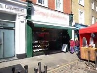 SANDWICH BAR/CAFE BUSINESS LEASEHOLD FOR SALE CENTRAL LONDON