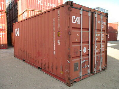 Cargo Worthy Used Shipping Storage Containers 20ft Charlotte Nc 2400
