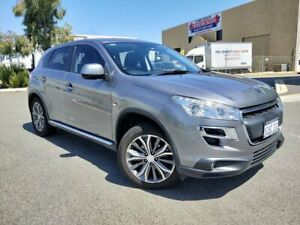 2013 Peugeot 4008 Active (4x2) Grey 6 Speed CVT Auto Sequential Wagon Malaga Swan Area Preview