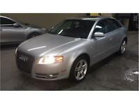 2007 Audi A4 QUATTRO - CERIFIED - LOW KM - SHARP